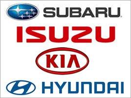 Arden Bridge Services Subaru Isuzu Kia Hyundai Specialist